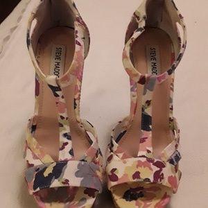 Steve Madden Brand/Women's,wedge heel,Sandles